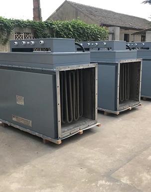 風道加熱器在行業里的應用及作用